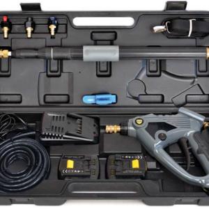 Electric Spray System: CLO2 Sprayer + 5 Gallon Container